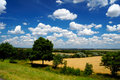 Free Idyllic Summer Landscape Royalty Free Stock Image - 10130626