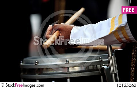 Free Drummer Boy Stock Photography - 10135062