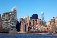 Classical NY - Manhattan Stock Photo
