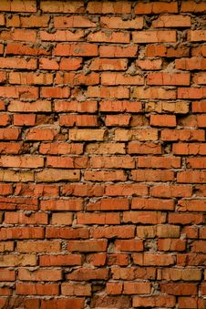 Grungy Old Brick Texture Stock Photos