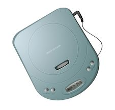 Free Portable CD Player - Green Royalty Free Stock Photography - 10131217