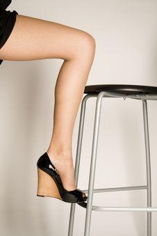 Free Woman S Legs Stock Photo - 10131410