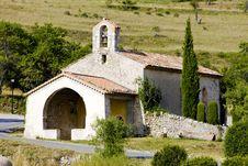 Free Rougon, Provence, France Stock Photography - 10131542