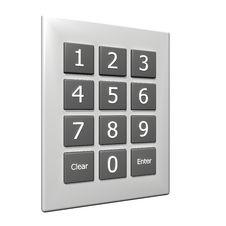 Free Keypad Royalty Free Stock Images - 10131899