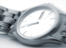 Free Wrist Watch Zoom Royalty Free Stock Photos - 10132098