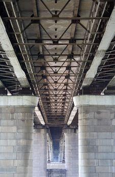Free Under The Bridge Stock Images - 10132124