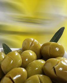 Free Olive Stock Image - 10132401