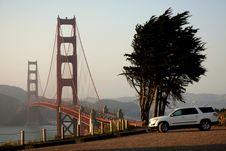 Free Golden Gate Bridge Royalty Free Stock Photo - 10132475