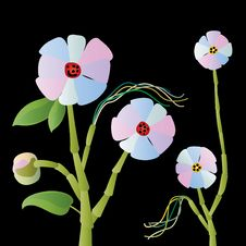 Free Ordinary Flowers Stock Photos - 10132713