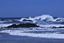 Surf Royalty Free Stock Photography