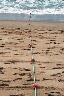 Free Marker Rope Stock Photos - 10133063