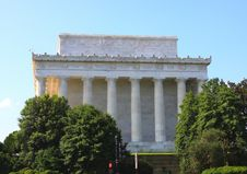 Free Lincoln Memorial Stock Image - 10135301
