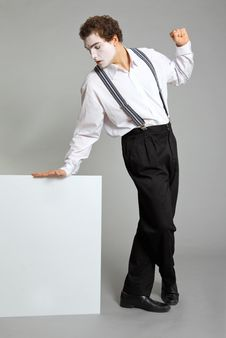 Free Mime Stock Photography - 10135522