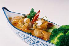 Free Thai Food Royalty Free Stock Photos - 10136708