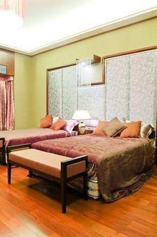 Free Bedroom Stock Photo - 10136850