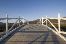 Free Bridge To Nowhere Royalty Free Stock Photography - 10136857