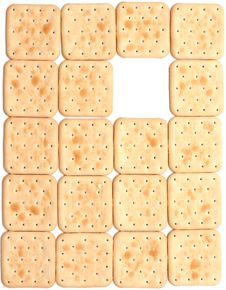 Free Cookie Of The Cracker Royalty Free Stock Photo - 10138105