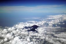 Free View To The Volcano 2 Stock Photo - 10138720