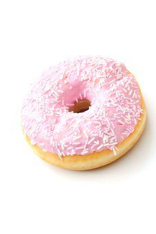 Free Iced Doughnut Stock Photo - 10138730