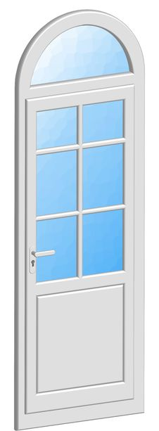 Free Door Rippled Stock Photo - 10139340
