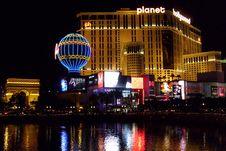 Free Planet Hollywood Las Vegas Stock Photos - 101313573