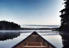 Free Morning Paddle Stock Photo - 101316120