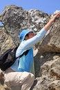 Free Climbing Royalty Free Stock Photos - 10146218
