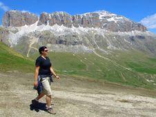 Free Dolomites Stock Photo - 10140440