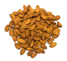 Free Many Almonds Nuts Royalty Free Stock Photography - 10140477