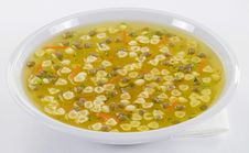 Free Chicken Soup Royalty Free Stock Image - 10140596