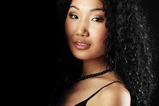 Free Asian Beauty Royalty Free Stock Image - 10140836