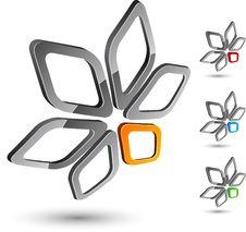 Free Company Symbol. Stock Image - 10141741