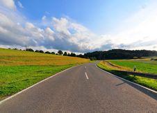 Free Rural Road Stock Images - 10141944