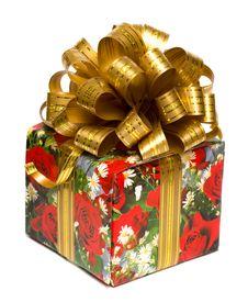 Free Gift Box Royalty Free Stock Photo - 10142085