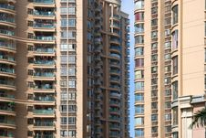 Free Apartment Block Royalty Free Stock Photography - 10142167