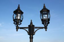 Free Street Lantern Stock Photo - 10142850