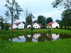 Free Village, Czech Republic Royalty Free Stock Photo - 10143525