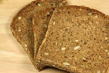 Free Grain Bread Royalty Free Stock Photos - 10143538