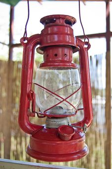 Free Red Lantern Stock Image - 10143631