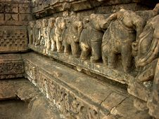 Free Temple Carving Stock Photos - 10144093