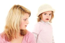 Free Mother And Daughter Royalty Free Stock Photo - 10144625