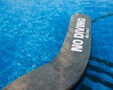 Free Shallow Pool Detail Royalty Free Stock Image - 10145336