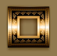 Free Frame Royalty Free Stock Image - 10145556