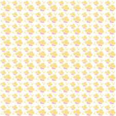 Free Cupcakes Pattern Stock Photography - 10145992