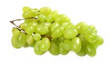 Free Green Grapes Royalty Free Stock Image - 10146286