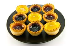 Free Jam Tarts Royalty Free Stock Photo - 10146565