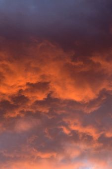 Free Sky, Afterglow, Red Sky At Morning, Cloud Royalty Free Stock Photos - 101449128
