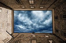 Free Sky, Cloud, Wall, Window Royalty Free Stock Image - 101449536