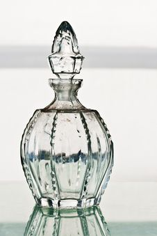 Free Anique Crystal Glass Royalty Free Stock Photos - 10150178