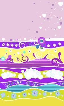 Free Holiday Background Royalty Free Stock Photos - 10150598